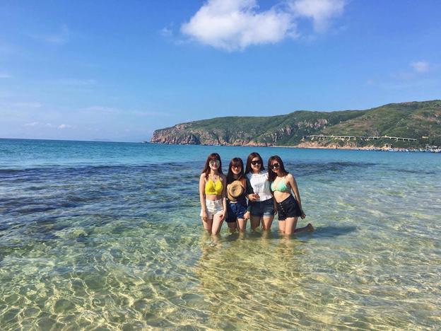 Kỳ Co- một góc đẹp của Việt Nam