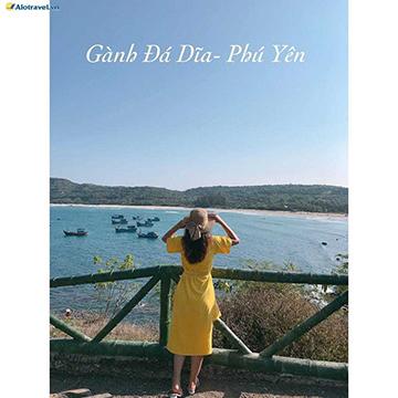 Review du lịch Quy Nhơn Phú Yên 3 ngày 2 đêm