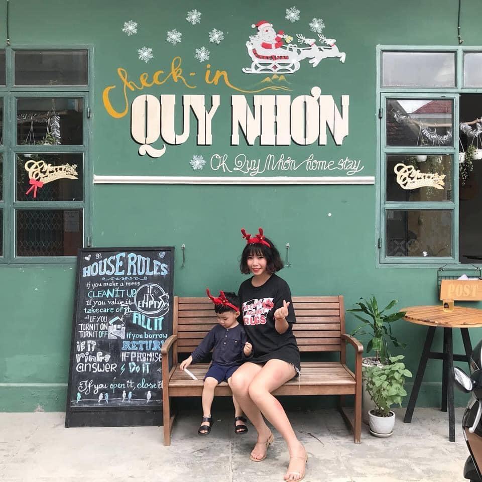 cehck-in-Quy Nhon- Phu Yen